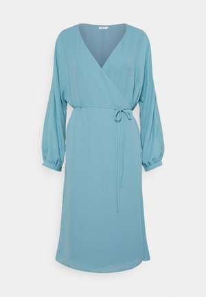 WILLA DRESS - Korte jurk - turquoise