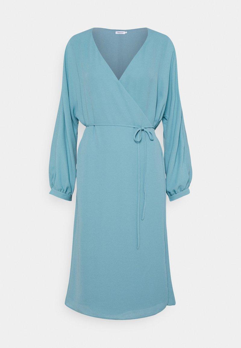 Filippa K - WILLA DRESS - Denní šaty - turquoise