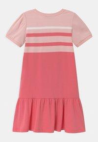 MOSCHINO - Jersey dress - sugar/camellia rose - 1
