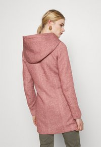 ONLY - ONLSEDONA - Manteau court - apple butter/melange - 2