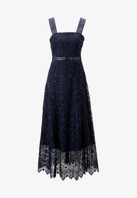 IVY & OAK - Maxi dress - navy blue - 5