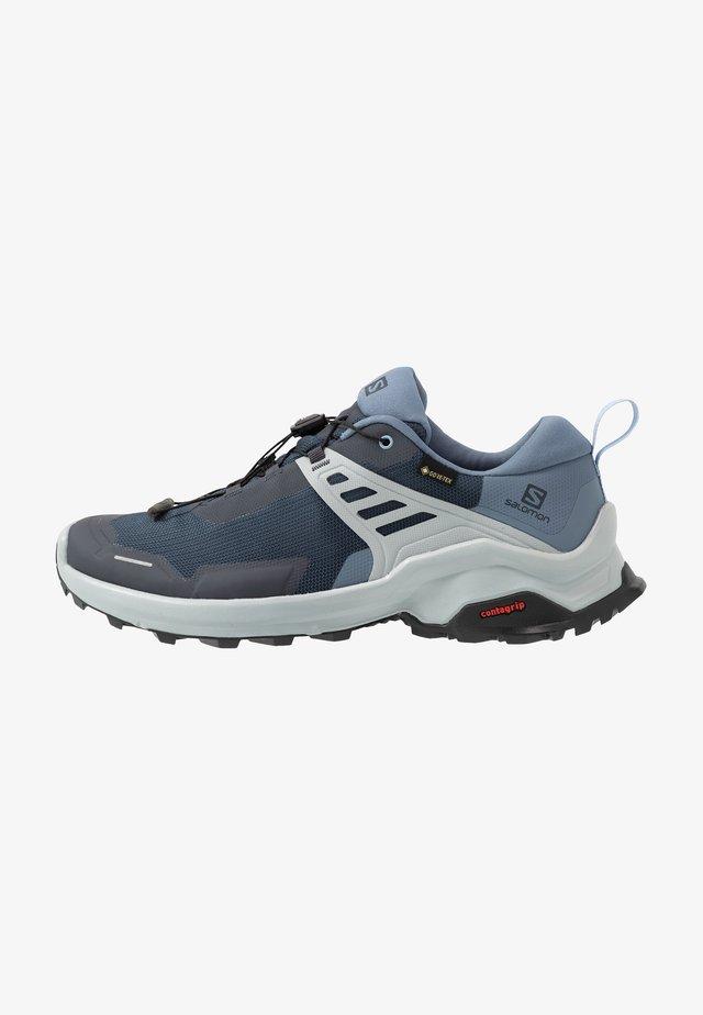 X RAISE GTX - Hiking shoes - india ink/flint stone/quarry