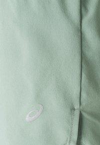ASICS - ROAD SHORT - Sports shorts - slate grey - 2