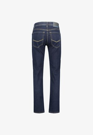 LYON - Jeans Tapered Fit - darkblue (83)