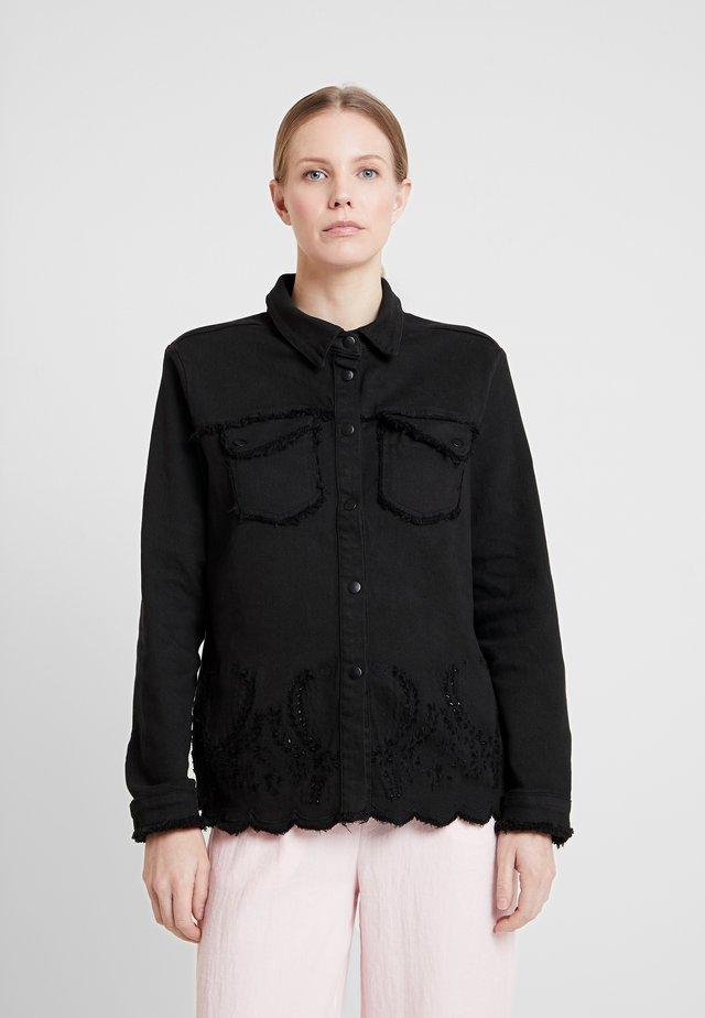 CHARLOT - Summer jacket - black