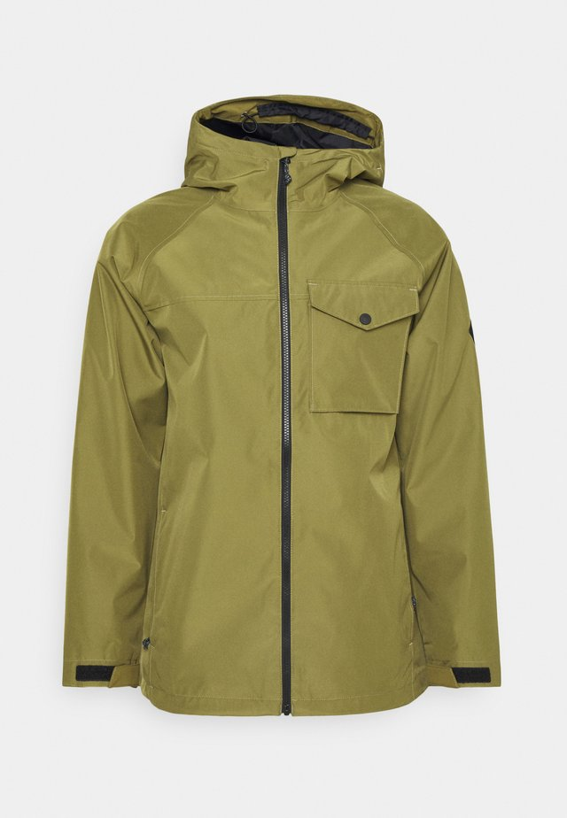 PORTAL MARTINI - Outdoorjakke - martini olive