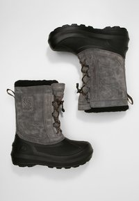 Viking - SVARTISEN - Winter boots - charcoal/black - 1