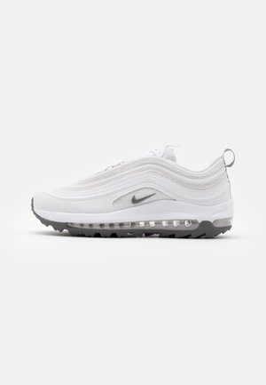 AIR MAX 97  - Chaussures de golf - white/metallic cool grey