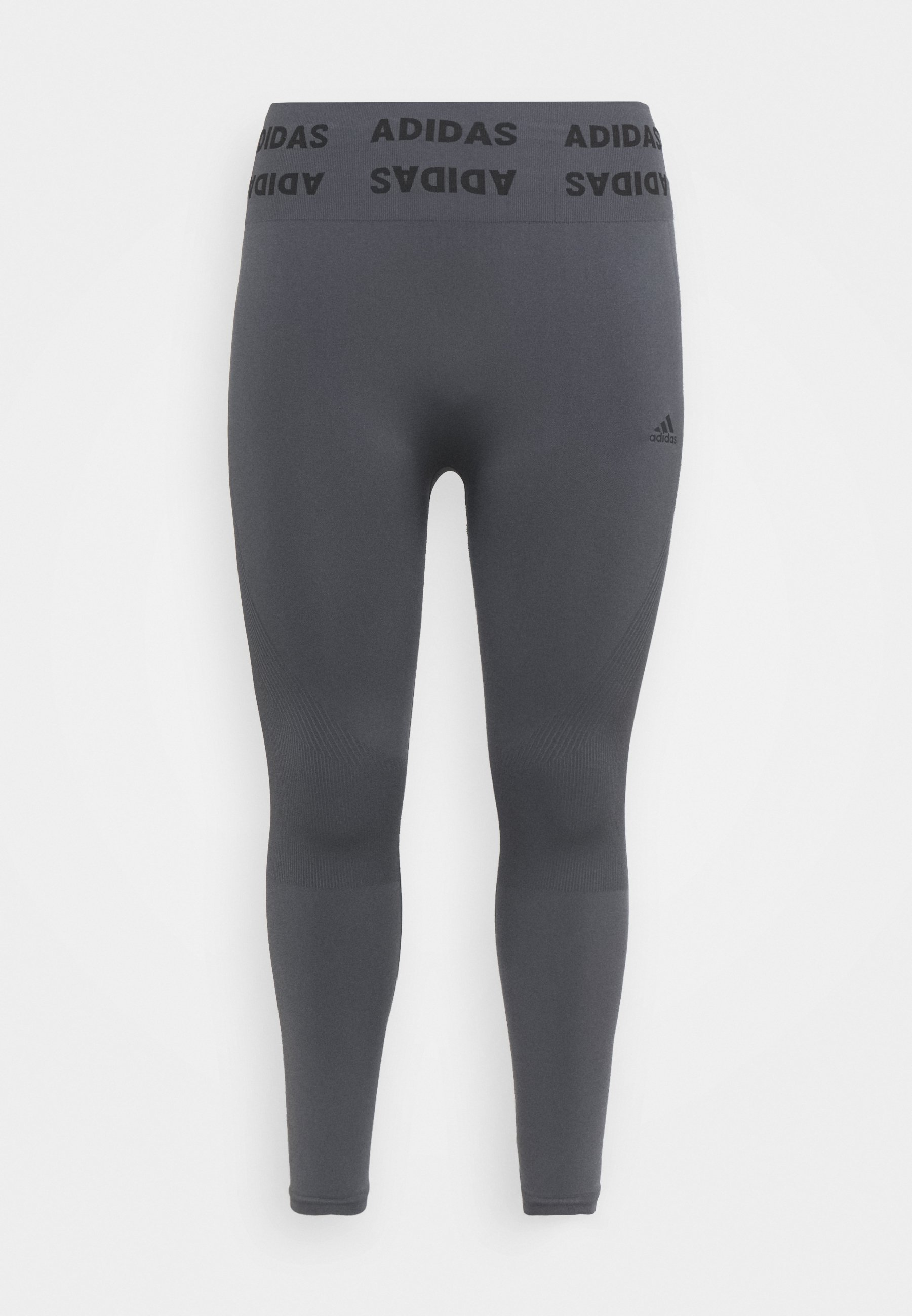 Femme AEROKNIT 7/8 PS TRAINING WORKOUT DESIGNED4TRAINING PRIMEGREEN LEGGINGS FITTED - Collants