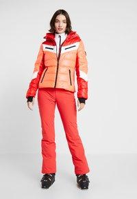 Bogner Fire + Ice - FARINA - Skijacke - orange/apricot - 1