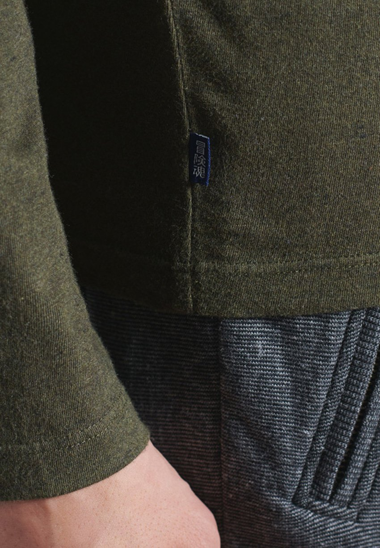 Herren VINTAGE EMB LS  - Langarmshirt