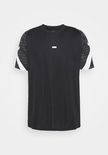 STRIKE  - Sports shirt - black/anthracite/white