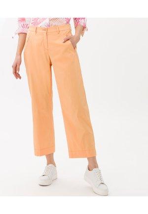 STYLE MAINE  - Pantalon classique - soft orange