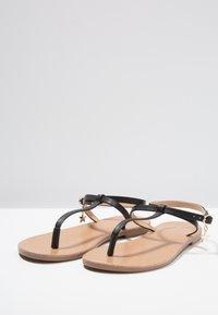 Even&Odd - T-bar sandals - black - 4