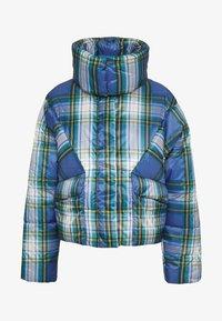 American Eagle - 80S PUFFER - Winter jacket - blue - 4