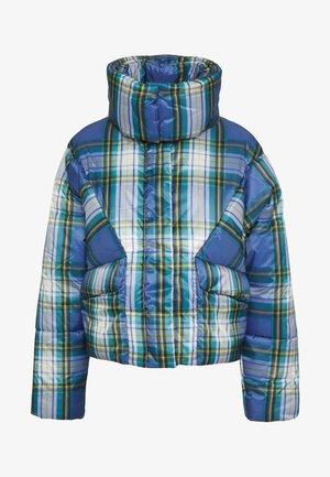 80S PUFFER - Veste d'hiver - blue