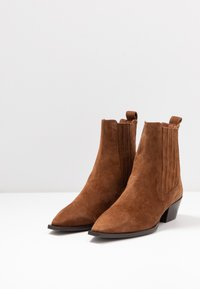 Billi Bi - Classic ankle boots - light brown - 4