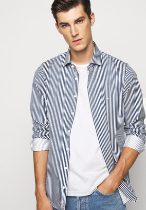 BOLD STRIPE EASY CARE SLIM - Camicia - royal blue