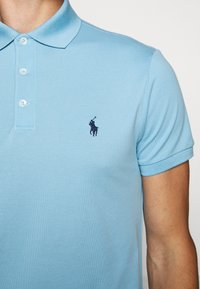 Polo Ralph Lauren - SLIM FIT MODEL - Polo - powder blue