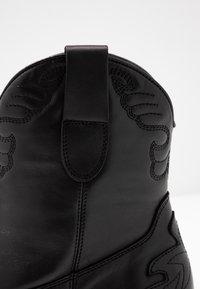 Toral Wide Fit - Cowboy/biker ankle boot - eliseo - 2