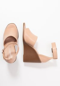 Madden Girl - GARLAND - High heeled sandals - dark nude - 3