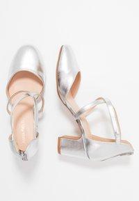 Anna Field - Klassiske pumps - silver - 3