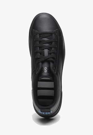 S CLEVER LOW - Trainers - schwarz