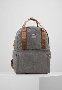 anello - CHUBBY BACKPACK - Rucksack - grey - 0