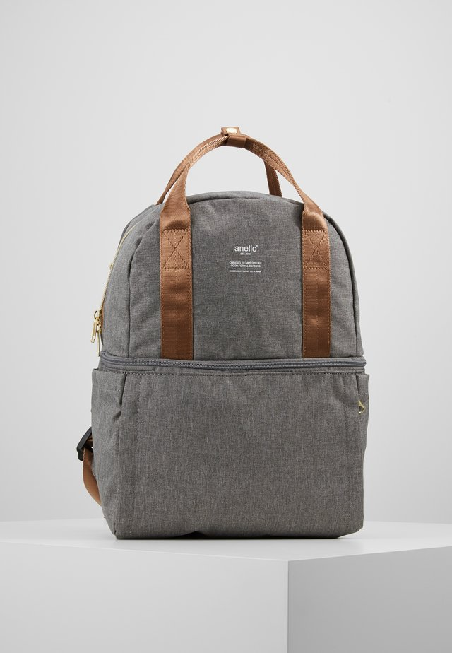 CHUBBY BACKPACK - Tagesrucksack - grey