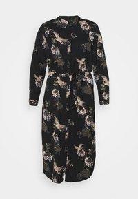 Vero Moda Curve - VMCRANE DRESS  - Day dress - black - 0