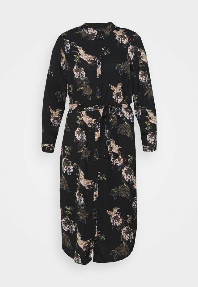 VMCRANE DRESS  - Korte jurk - black