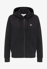 Lee - Zip-up sweatshirt - black - 5