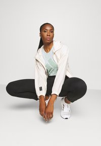 adidas Performance - WINNERS TEE - T-Shirt print - mint - 1