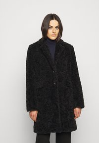 HUGO - MELLIA - Winter coat - black - 0