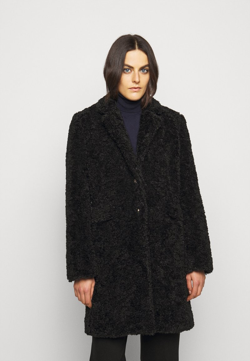 HUGO - MELLIA - Winter coat - black