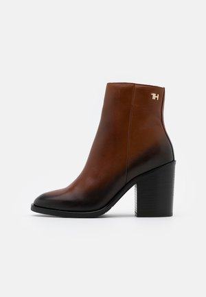 SHADED BOOT - High heeled ankle boots - pumpkin paradise
