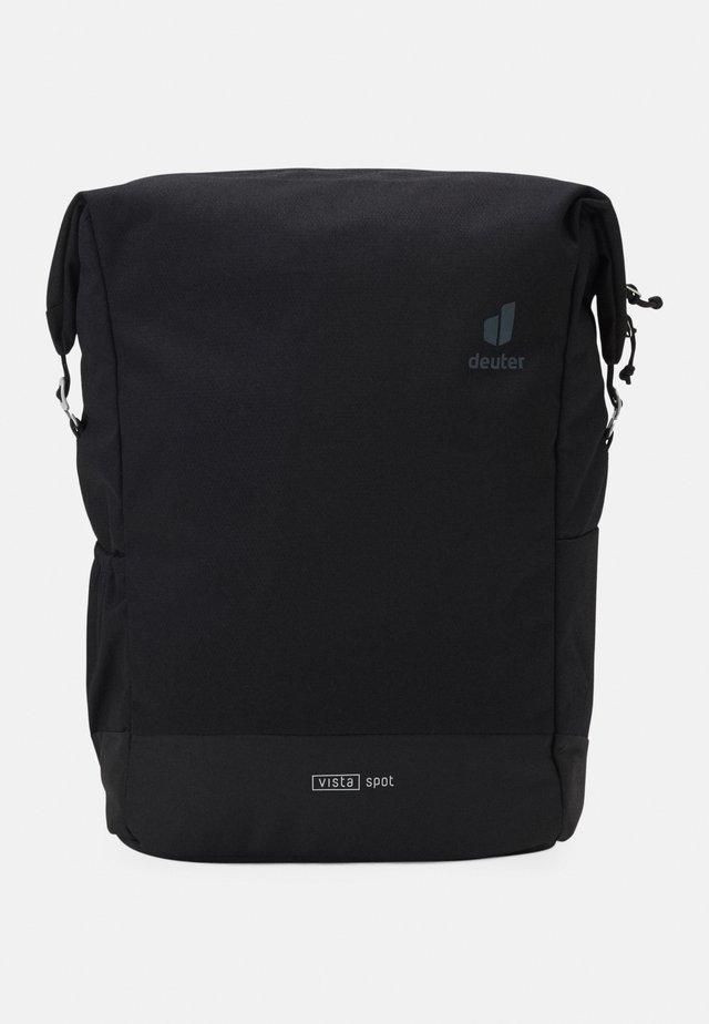 VISTA SPOT UNISEX - Plecak - black