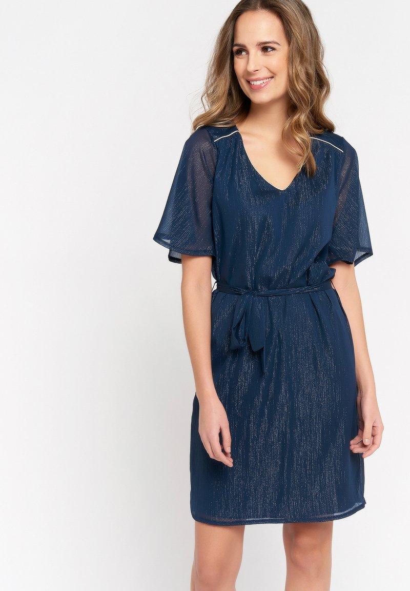LolaLiza - Cocktail dress / Party dress - navy blue