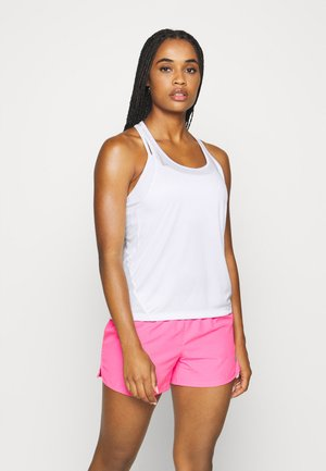 MILER TANK RACER - Sports shirt - white