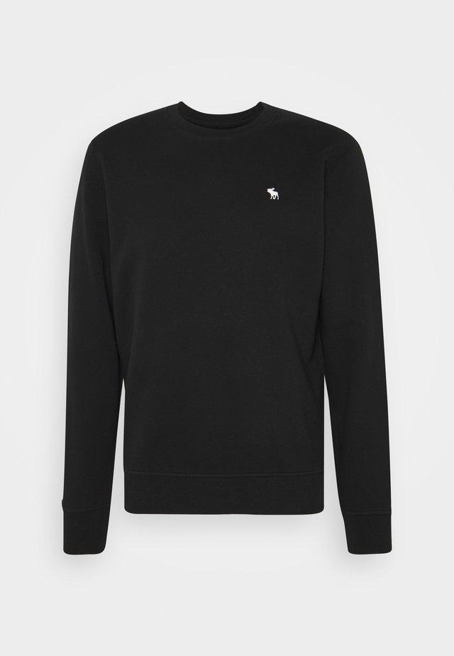 ICON CREW - Sweatshirt - black