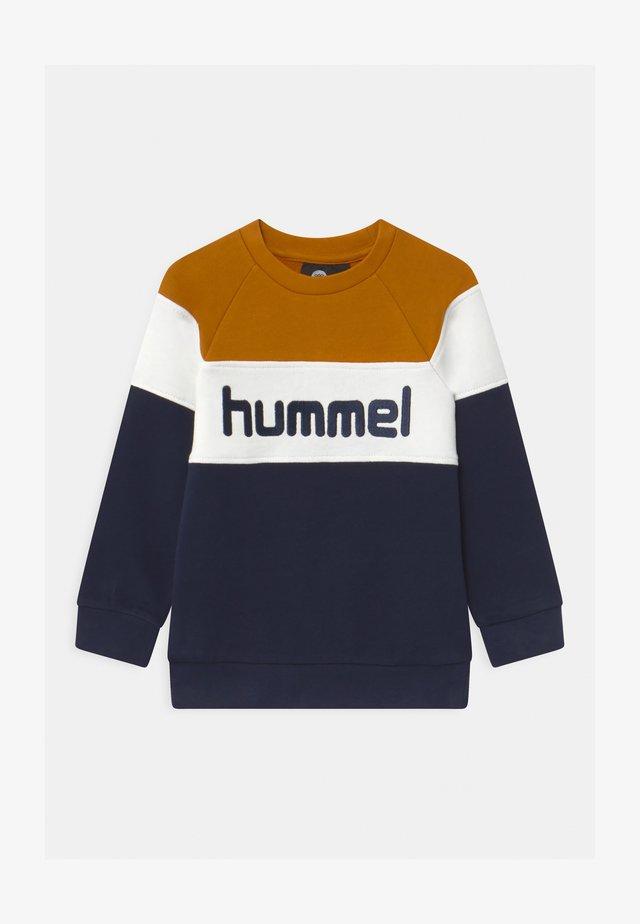 CLAES UNISEX - Sweater - pumpkin spice