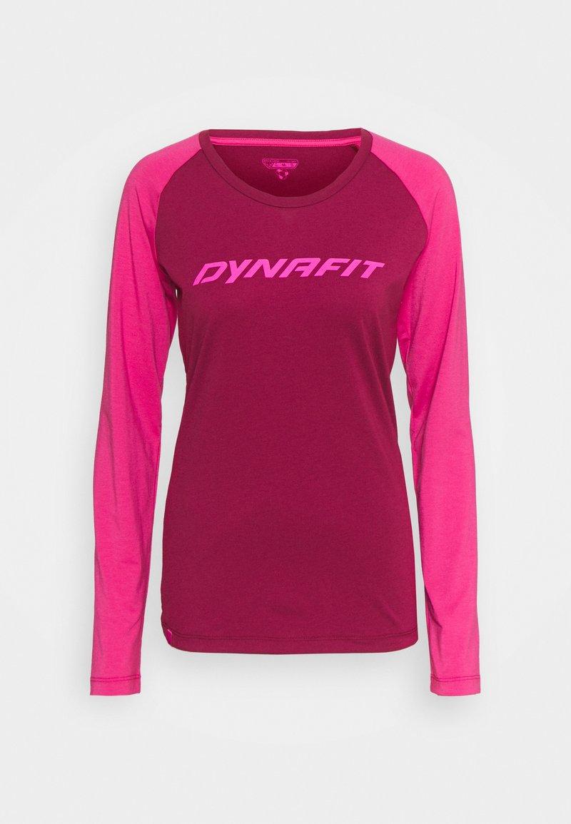 Dynafit - TEE - Sports shirt - flamingo
