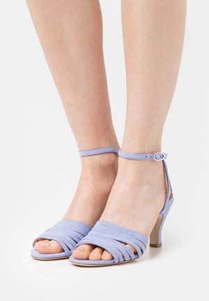 ROCK - Sandals - bougain purple