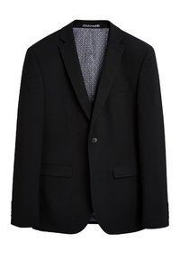Next - STRETCH TONIC SUIT: JACKET-SLIM FIT - Giacca elegante - black - 0