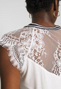 Morgan - Print T-shirt - off-white - 5