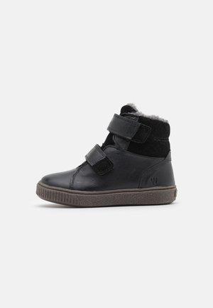 HUNTER TEX BOOT UNISEX - Snowboots  - black