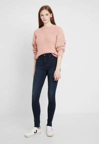 Levi's® - MILE HIGH SUPER SKINNY - Jeans Skinny Fit - rogue wave - 1