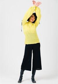 Solai - Jumper - celery yellow - 1