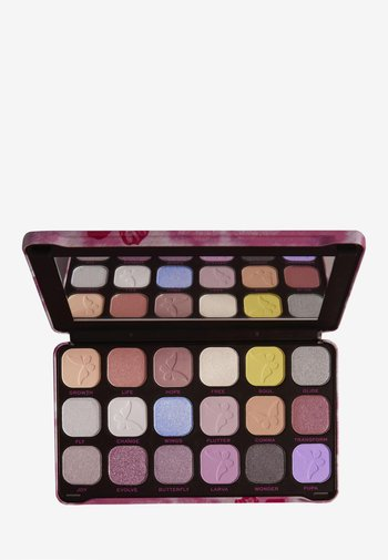 REVOLUTION BUTTERFLY FOREVER FLAWLESS SHADOW PALETTE - Eyeshadow palette - butterfly