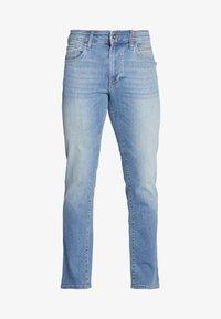 camel active - FLEX - Straight leg jeans - stone blue - 4